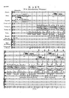 Die Freunde von Salamanka, D.326: Akt II by Franz Schubert