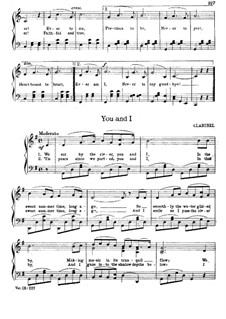 You and I: You and I by Claribel