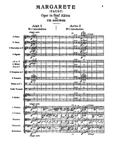 Faust: Akt I by Charles Gounod