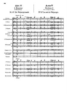 Faust: Akt V by Charles Gounod