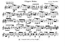 Clipper Polka: Clipper Polka by Arling Shaeffer