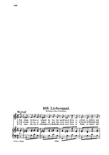 Liebesqual: Liebesqual by folklore