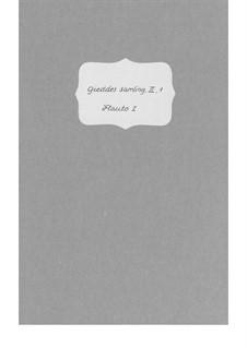Sechs Arien für zwei Flöten: Sechs Arien für zwei Flöten by Franz Anton Hoffmeister