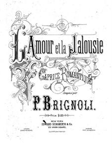Romantische Caprice: Romantische Caprice by P. Brignoli