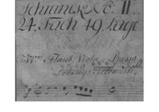 Suite in e-Moll, TWV 55:e10: Suite in e-Moll by Georg Philipp Telemann