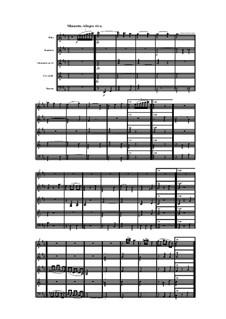 Holzbläserquintett in d-Moll, Op.100 No.2: Teil III by Anton Reicha