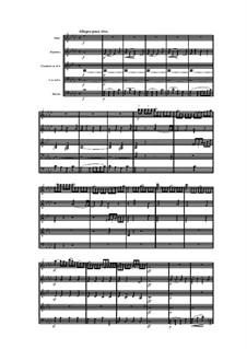 Holzbläserquintett in f-Moll, Op.99 No.2: Teil IV by Anton Reicha