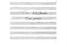 Trios pour le coucher du roi, LWV 35: Trios pour le coucher du roi by Jean-Baptiste Lully