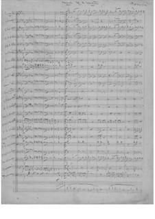 El Capitan. March: Vollpartitur by John Philip Sousa