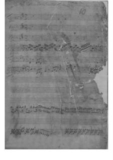 Concerto Grosso in D-Dur, SeiH 226 Hwv I:14: Concerto Grosso in D-Dur by Johann David Heinichen
