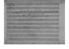 Konzert für Oboe, Streicher und Basso Continuo in c-Moll, SeiH 240 Hwv I:24: Konzert für Oboe, Streicher und Basso Continuo in c-Moll by Johann David Heinichen