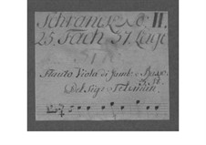 Triosonate für Viola da gamba, Flöte und Basso Continuo in g-Moll, TWV 42:g15: Triosonate für Viola da gamba, Flöte und Basso Continuo in g-Moll by Georg Philipp Telemann