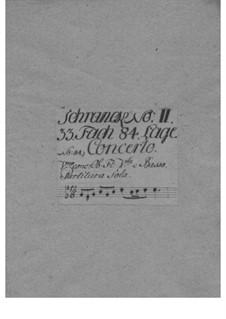 Quartett für Violine, Flöte, Oboe und Basso Continuo, TWV 43:G6: Quartett für Violine, Flöte, Oboe und Basso Continuo by Georg Philipp Telemann
