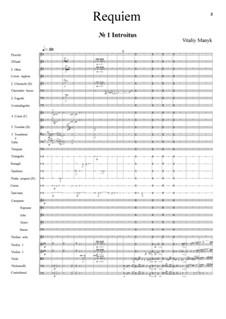 Requiem: Requiem by Vitalii Manyk