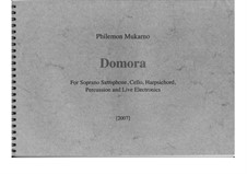 Domora: Domora by Philemon Mukarno