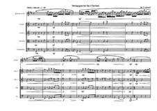 String Quartet for Clarinet in Bb, MVWV 226: String Quartet for Clarinet in Bb by Maurice Verheul