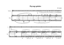 Song for Soprano and piano No.2 on a poem of Leconte de Lisle, MVWV 37: Song for Soprano and piano No.2 on a poem of Leconte de Lisle by Maurice Verheul