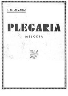 Pregária: Pregária by Fermin María Alvarez