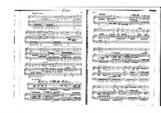 Johannes-Passion, BWV 245: Zerfliesse, mein Herze, für Stimme und Klavier by Johann Sebastian Bach