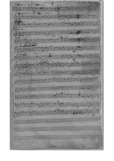 Konzert in D-Dur, TWV 53:D1: Konzert in D-Dur by Georg Philipp Telemann
