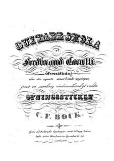 Gitarrenschule: Gitarrenschule by Ferdinando Carulli