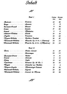 Die Walküre, WWV 86b: Siegmunds Liebeslied, für Violine und Klavier by Richard Wagner