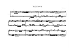Counterpoint study for piano No.2, MVWV 253: Counterpoint study for piano No.2 by Maurice Verheul