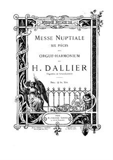 Messe Nuptiale: Messe Nuptiale by Henri Dallier