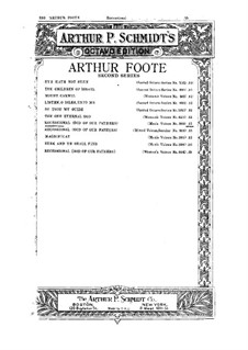 Recessional: Recessional by Arthur  Foote