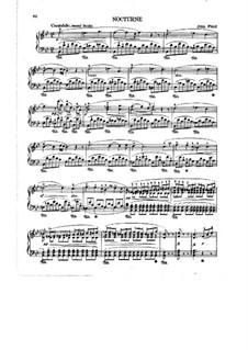Nocturnes für Klavier: Nocturne Nr.5 by John Field