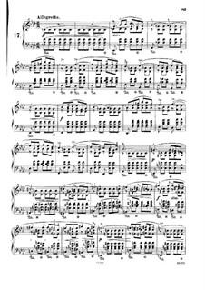Nr.17 in As-Dur: Für Klavier by Frédéric Chopin