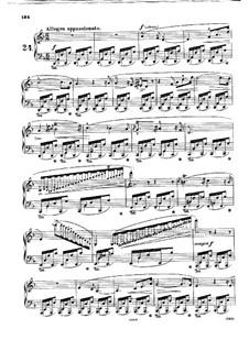 Nr.24 in d-Moll: Für Klavier by Frédéric Chopin