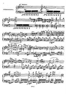 Thema und Variationen, Op.103: Thema und Variationen by Friedrich Kalkbrenner