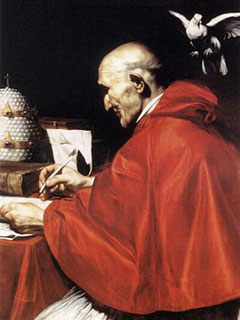 Pope Saint Gregory