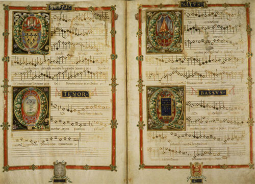Hymns and Magnificats by Costanzo Festa