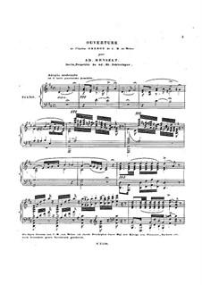 Overture: Para Piano by Carl Maria von Weber