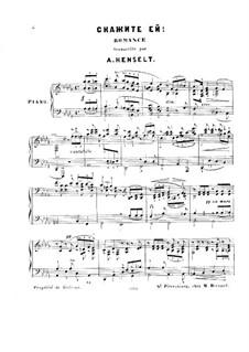 Romance: romantico by Adolf von Henselt