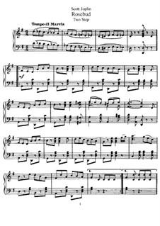 Rosebud : Rosebud by Scott Joplin
