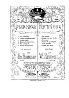 Parmi eux, Op.35: Parmi eux by Vladimir Ivanovich Rebikov