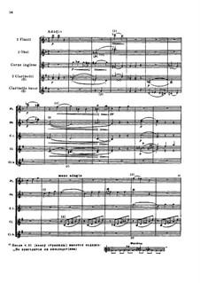 Adagio for Wind Octet, TH 160: Adagio for Wind Octet by Pyotr Tchaikovsky