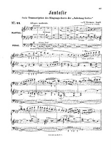 Fantasia in A Flat Major: Fantasia in A Flat Major by Hermann Zopff