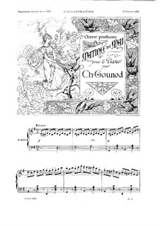 Matinée de mai: Matinée de mai by Charles Gounod