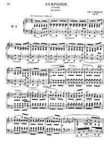 Douze études dans tous les tons mineurs (Twelve Etudes in All the Minor Keys), Op.39: Estudo No.4 by Charles-Valentin Alkan