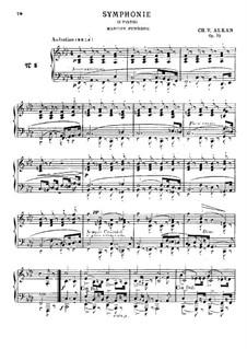 Douze études dans tous les tons mineurs (Twelve Etudes in All the Minor Keys), Op.39: Etudes No.5-7 by Charles-Valentin Alkan
