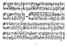 Chorals for Four Voices: Riemenschneider's collection Book IV No.301-371 by Johann Sebastian Bach
