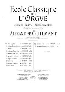 Toccata in F Major: Toccata in F Major by Gottlieb Muffat