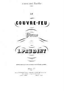 Le Couvre-feu: Le Couvre-feu by Émile Prudent