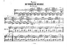Le violon du diable: Le violon du diable by Cesare Pugni