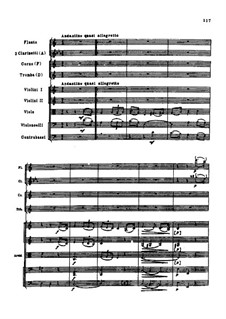 Serenade for Nikolai Rubinstein's Name-Day, TH 43: Serenade for Nikolai Rubinstein's Name-Day by Pyotr Tchaikovsky