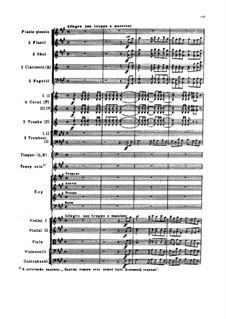 Choir for the Jubilee of O.A. Petrov, TH 68: Choir for the Jubilee of O.A. Petrov by Pyotr Tchaikovsky